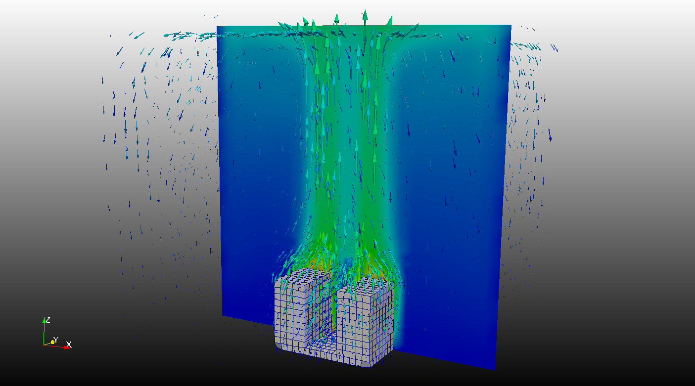 Natural Convection Modelling with SimScale