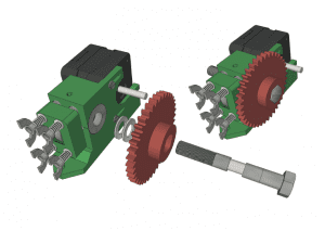 3D Printer Workshop OPTIMIZING THE HEAT DISTRIBUTION OF THE EXTRUDER with simulation software