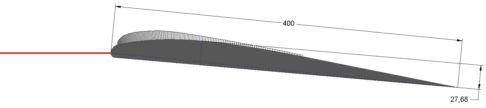 ground effect aircraft airfoil