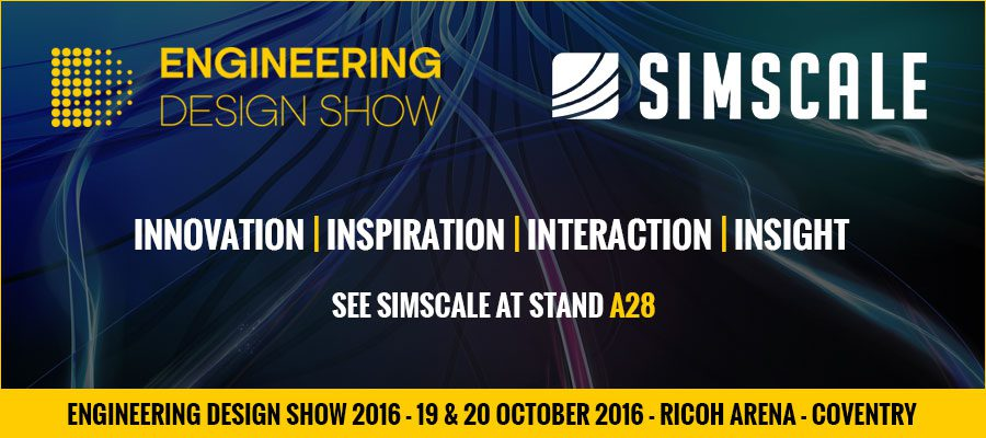 Engineering Design Show 2016 SimScale