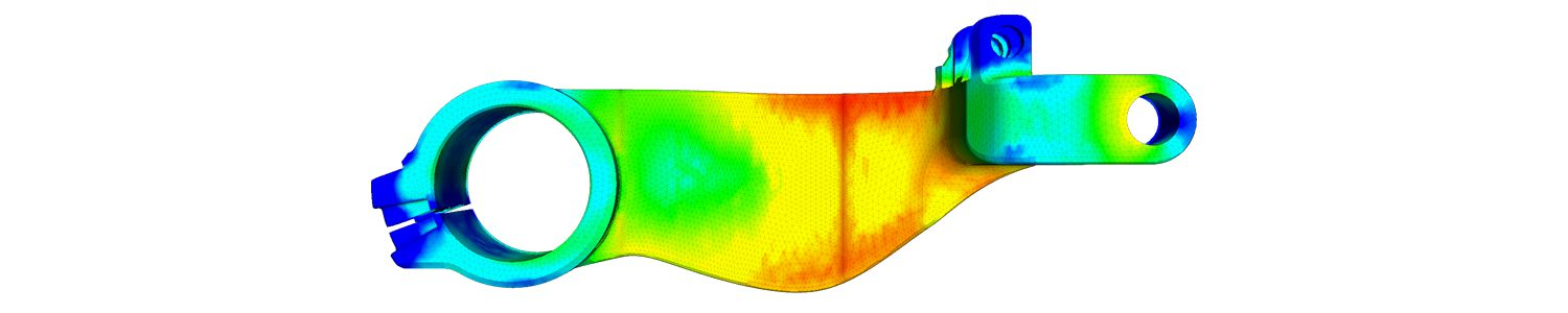 learn Finite Element Analysis, learn FEA simulation, structural analysis
