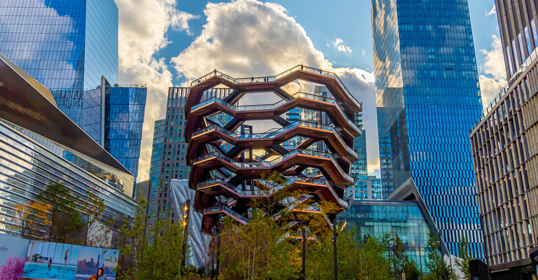 the hudson yards vessel nyc