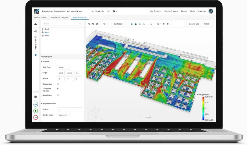 the future of cloud computing and cfd, cloud-based CFD simulation from SimScale