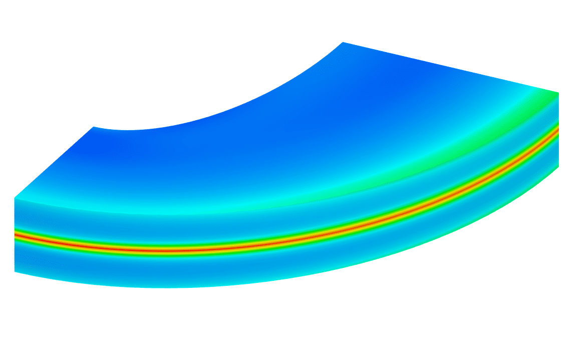 plate post processing simscale