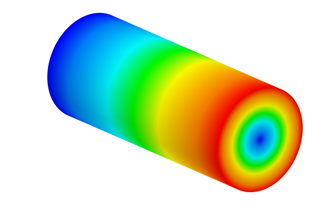 torque load results simscale validation