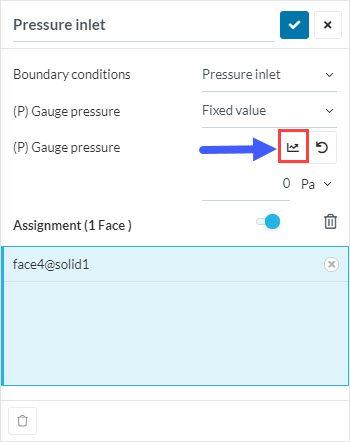 learn how to assign an inlet pressure for your simulations in the simscale platform