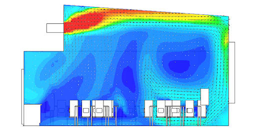 passivhaus simulation for net zero energy