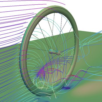 carbon wheels cfd simulation