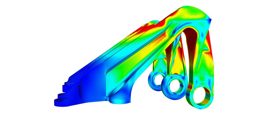 structural analysis software fea software with no hardware investment